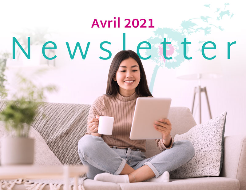 Newsletter Familles Avril 2021