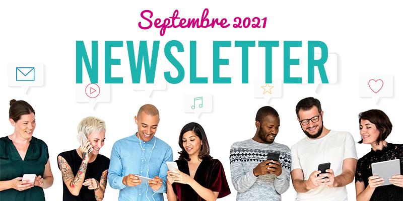 Newsletter Familles Septembre 2021